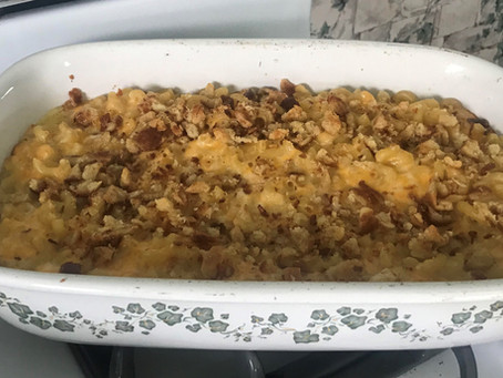 Mrs. Watts Humphrey's Macaroni - Recipe