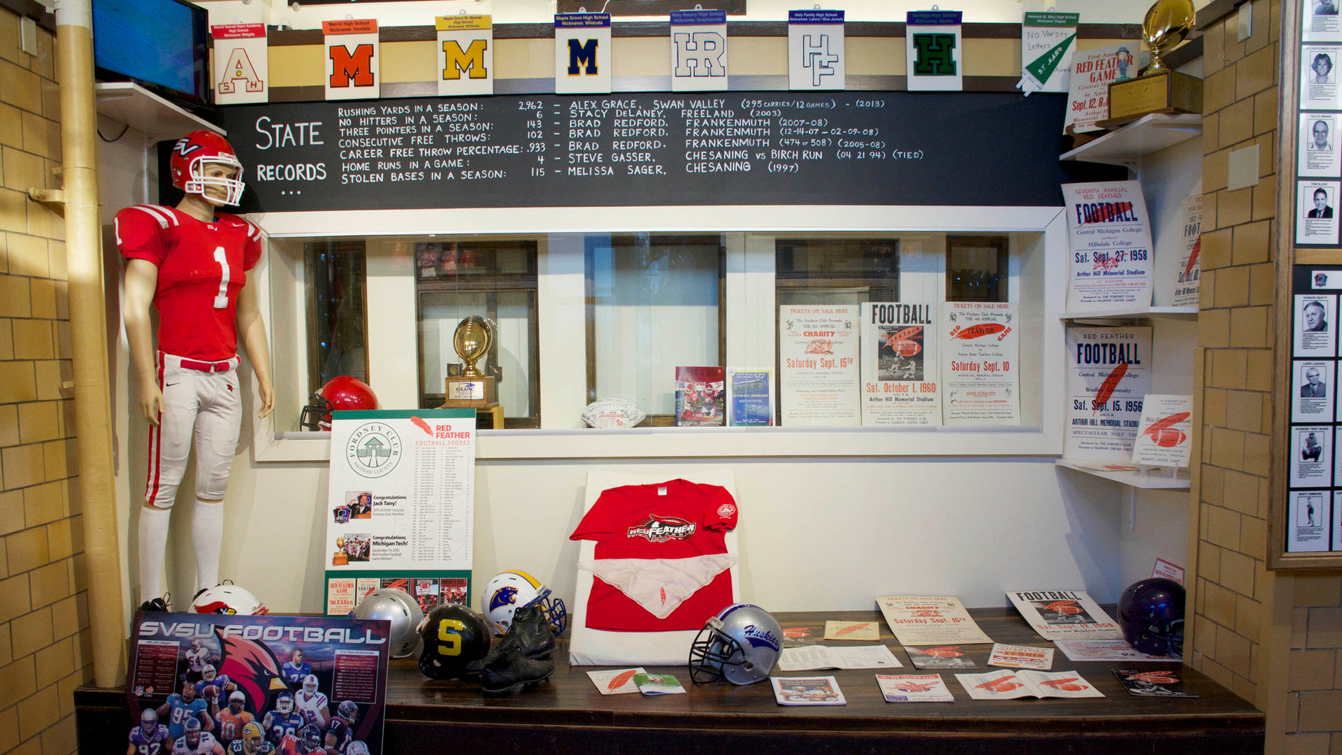 Saginaw County Sports Hall of Fame