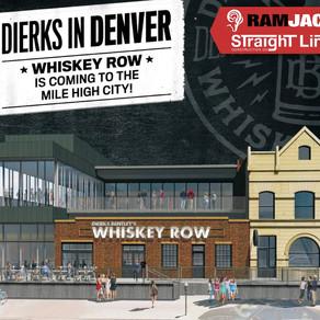 Dierks in Denver: Dierks Bentley's Whiskey Row