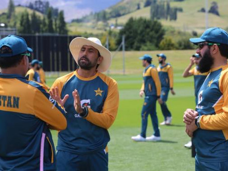نیوزی لینڈ میں پاکستانی کرکٹ سکواڈز کی بھرپور تیاریاں جاری