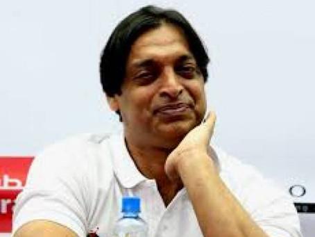 'پاکستان نے ہارنے کی پوری کوشش کی ' شعیب اختر  کا میچ پر تبصرہ