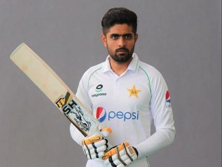 بابراعظم اپنی پہلی ٹیسٹ سیریز میں فتح حاصل کرنے والے پاکستان کے پانچویں کپتان بن گئے