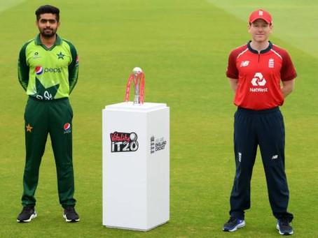 انگلینڈ کرکٹ ٹیم نے مختصر دورہ پاکستان کا اعلان،پاکستانیوں کیلئے شاندر خوشخبری آ گئی