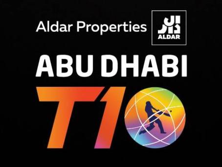ابوظہبی ٹی 10 لیگ کے چوتھے ایڈیشن کے ڈرا کا اعلان ہو گیا