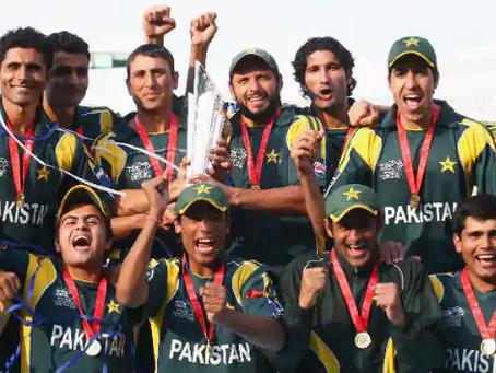 پاکستان کرکٹ ٹیم کی ٹی 20 انٹرنیشنل میں  اب تک کیا کارکردگی رہی؟جانئیے
