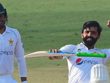 فواد عالم کی  جنوبی افریقہ کے خلاف سنچری ،بھارتی کھلاڑی بھی تعریف پر مجبور