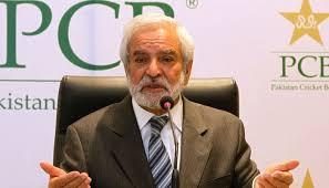پاکستان میں کرکٹ سیریز کھیلنے کا معاملہ ، چیئرمین کرکٹ بورڈ احسان مانی  اعلان