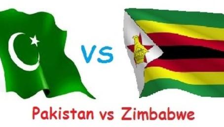 پاکستان اور زمبابوے کے درمیان دوسرا ٹیسٹ میچ آج کھیلا جائے گا