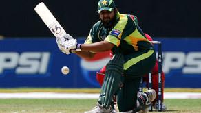 پاکستان کرکٹ ٹیم  کے لیجنڈ انضمام الحق