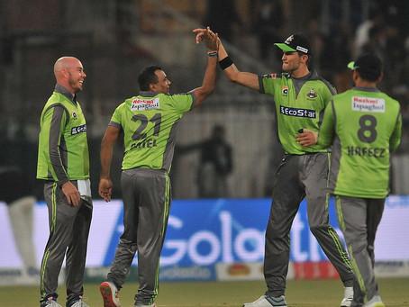 کون سا غیر ملکی کھلاڑی پی ایس ایل 5 کا پلے آف مرحلہ کھیلنے کیلئے سب سے پہلے پاکستان پہنچا؟