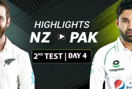 نیوزی لینڈ نے پاکستان ٹیم کو شرمناک شکست دے دی