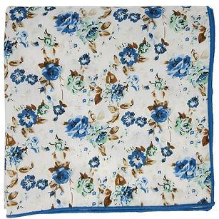 Floral Pocket Square