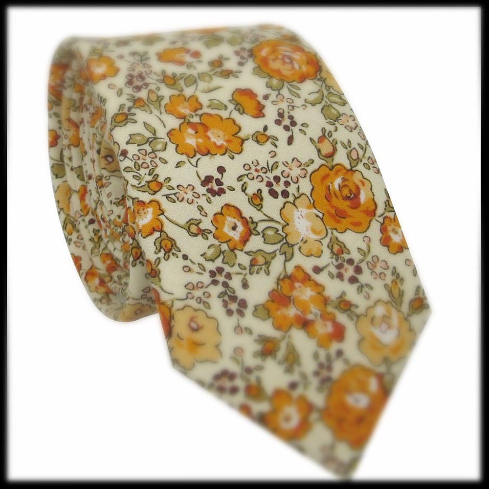 Floral Tie | Butterfied Lane