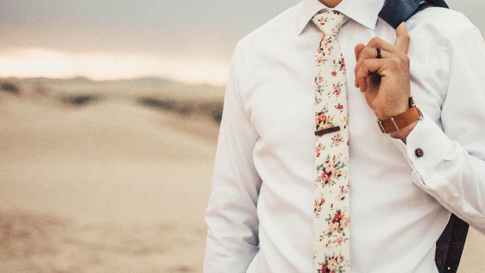 Wedding Tie