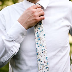 Small Colection fo our floral ties
