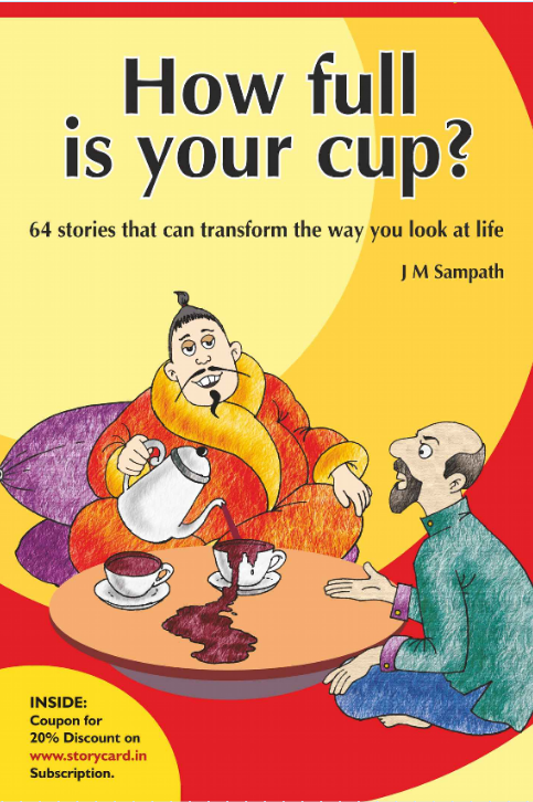 How full is your Cup