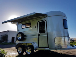 Overnight with optional Awning