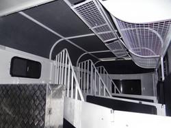 optional roof lining