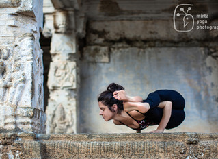 Bend Your Body In Order To Bend Your Mind.
