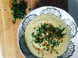 Fennel Leek Soup