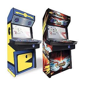 JEUX 73 location borne arcade evenement, Chambéry, Lyon, Annecy, Savoie, Genève, Suisse
