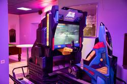 Simulateur arcade
