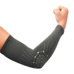 Bamboo Charcoal Arm or Calf Sleeves