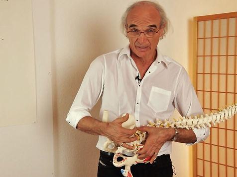 Жан-Пьер Барраль, обучение остеопатии в москве