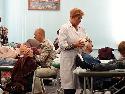МФ Института Апледжера, Институт Барраля, остеопатия в Москве