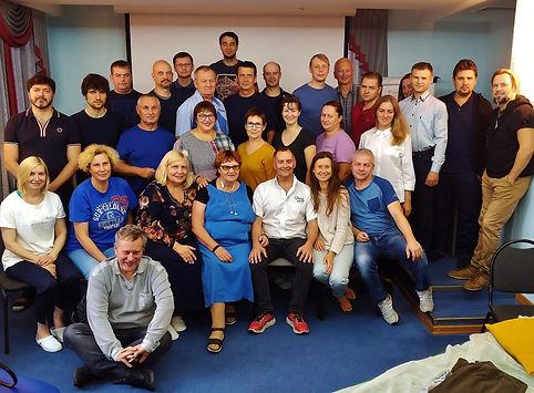 Висцеральные Манипуляции, Живот - 5, обучение в Московском Филиале Инститта Апледжера.
