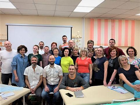 льные Манипуляции Живот - 1(VM-1), Обучение в Красноярске