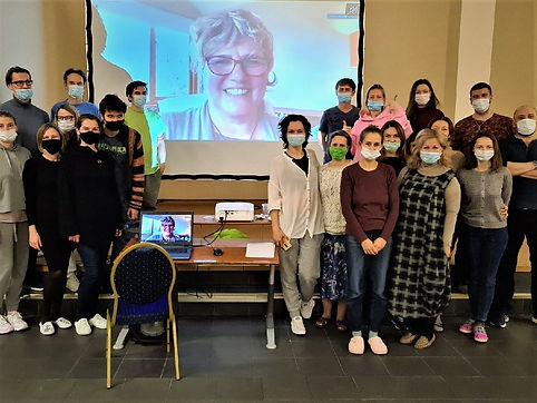 Краниосакральная Биодинамика - 2 (BCS-2), обучение в Москве