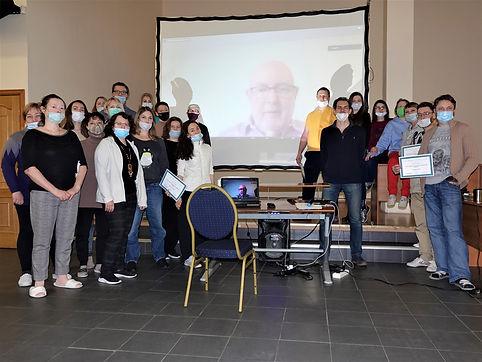 КСТ для Долголетия, обучение в Москве