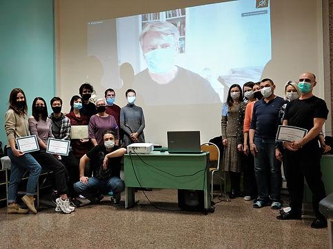 Краниосакральная терапия, обучение в Москве