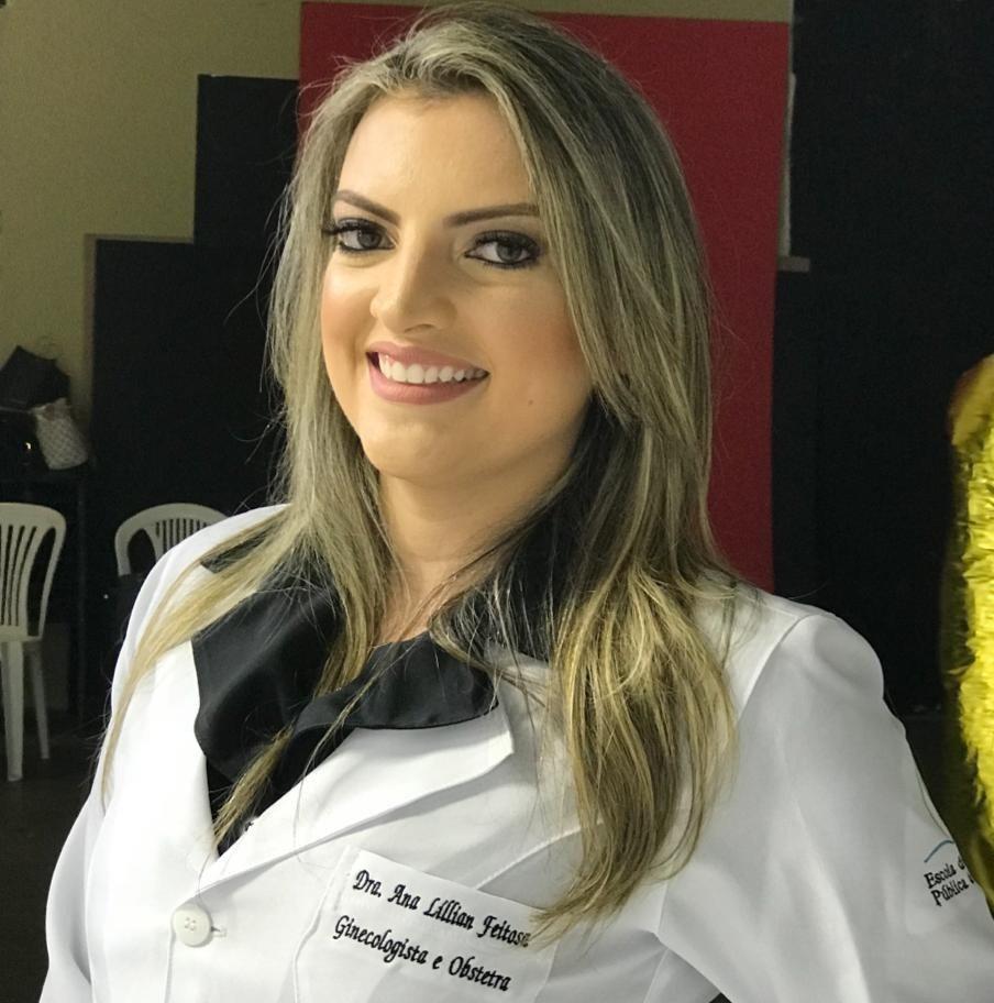 Dra Ana Líllian Ginecologista e Obstetra