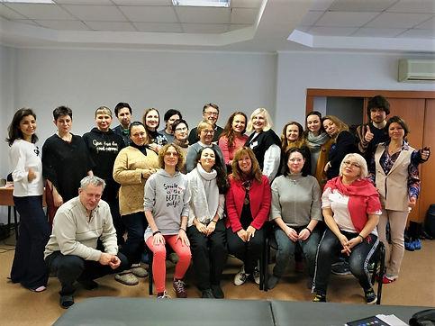 Краниосакральная Терапия в Педиатрии- 2, обучение в Москве.