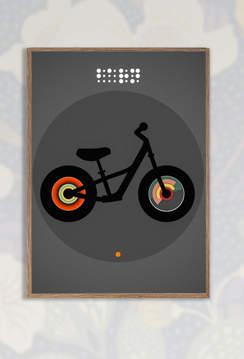 Barn - Kid bike