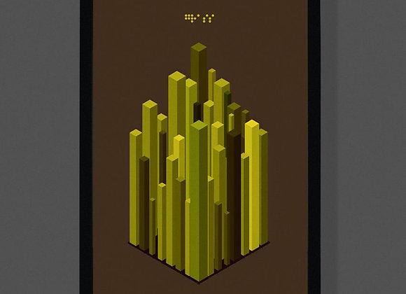 Isometric Grass