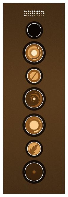 Kaffe print