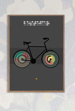 Bestefar - Grandad Bike