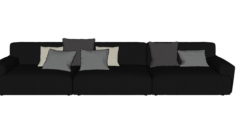 4 Seat - Couch
