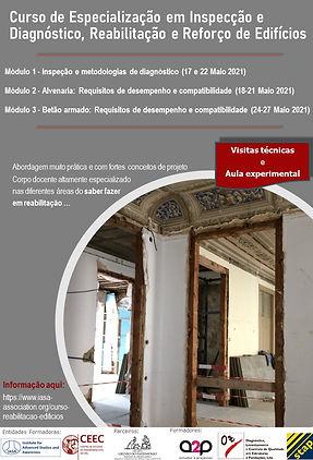 Curso Inspeccao_Reabilitacao de Edificio