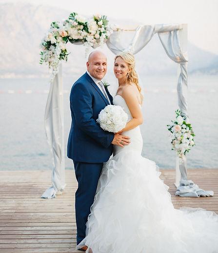 Wedding in Montenegro