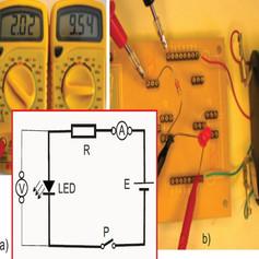 Strujno kolo led diode