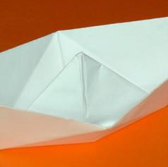 čamac od papira
