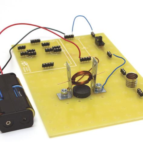 Model elektromotora - 1