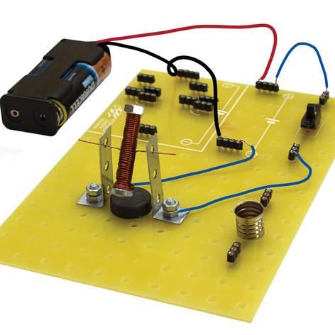 Model elektromotora - 2