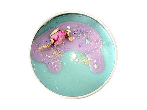 Mermaid Tiare Flower Scented Candle 100g