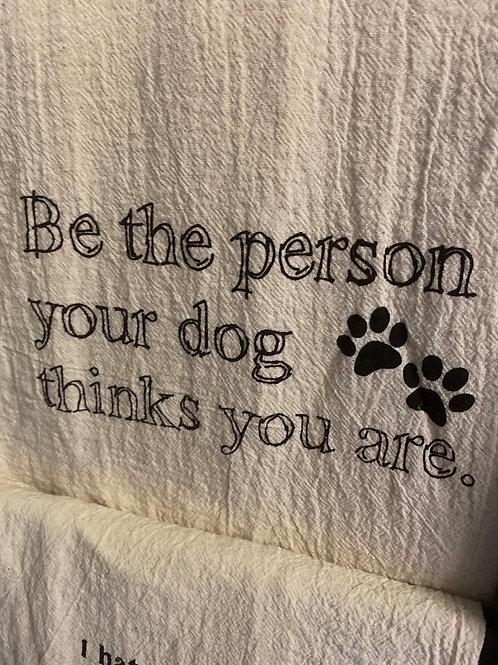 Towel - Dog