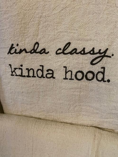 Towel - Kinda Classy